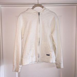 Women's Ralph Lauren Polo zip up sweatshirt